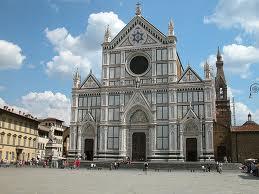 """Florence, """"Basilica di Santa Croce"""""""