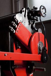 Nebiolo letterpress machine, 50s