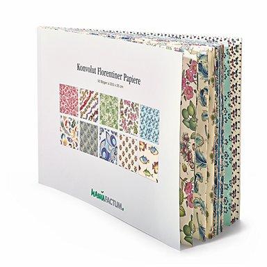 Manufactum Rossi decorative paper selection