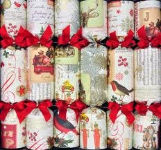 Rossi decorative papers for Celebrations Crackers, Uk
