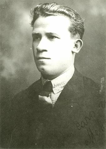 cav. Antonio Rossi (1896 – 1970)