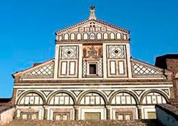 """Florence, """"Chiesa di San Miniato"""""""