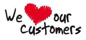 We Love our Customer