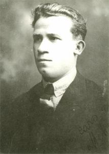 cav. Antonio Rossi (1896 - 1970)
