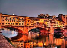 "Florence, ""Ponte Vecchio"""