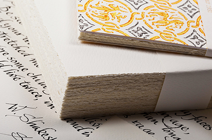 Social Stationery Rossi1931 Deckled Edge